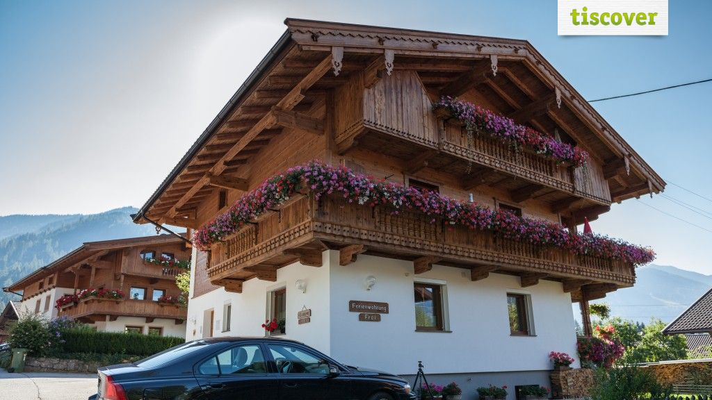 Appartement Alpina Alpbach – Willkommen
