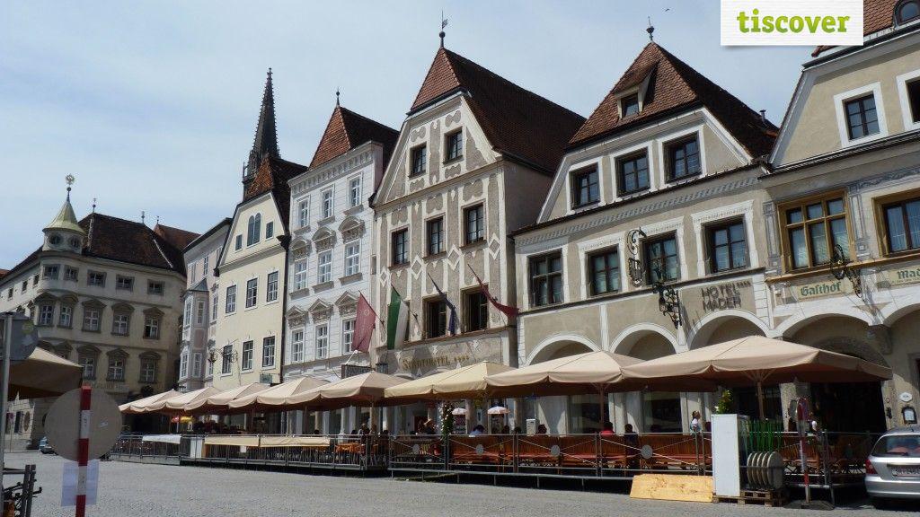 Enkelt hotell Styria