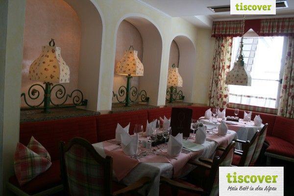 Restaurant / Frühstücksraum  - Hotel Moisl-Wellnesshotel in Abtenau- Lammertal Abtenau