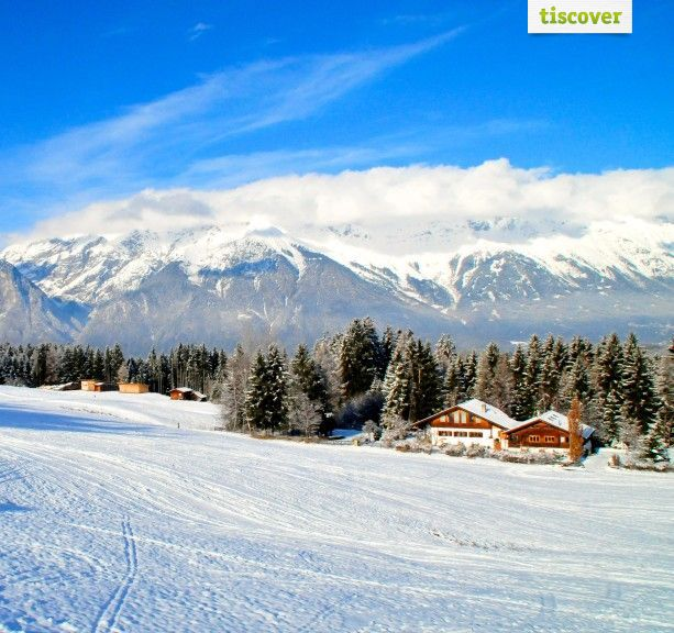 Mutters im Winter - Mutters Tirol
