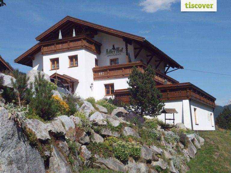 Aussenansicht im Sommer - AdlerHof - Leutasch bei Seefeld / Tirol Leutasch