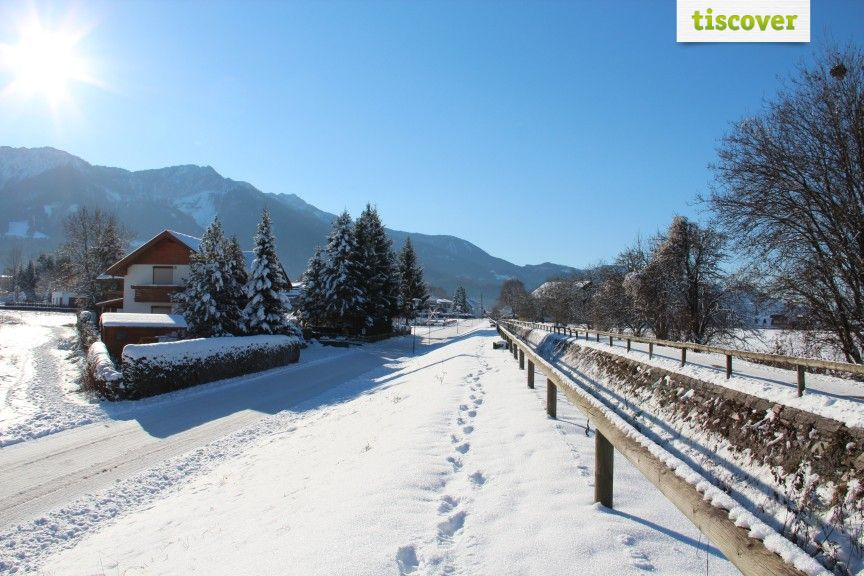 Lebensfreude ist türkis! Faaker See bewegt im Winter - Faaker See Kaernten