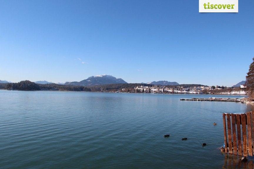 Exuberance is turquoise! Lake Faaker See in motion - Lacul Faak Carinthia