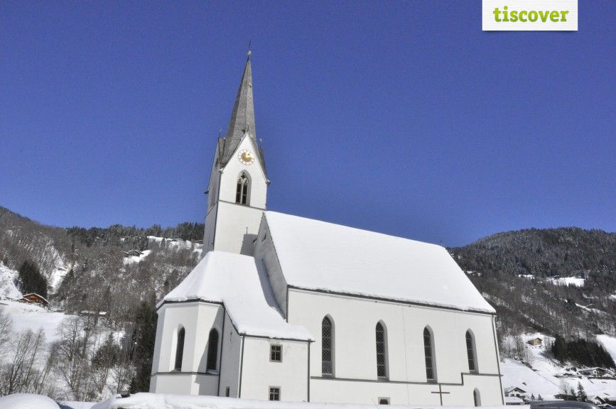 Silbertal im Winter - Silbertal Vorarlberg