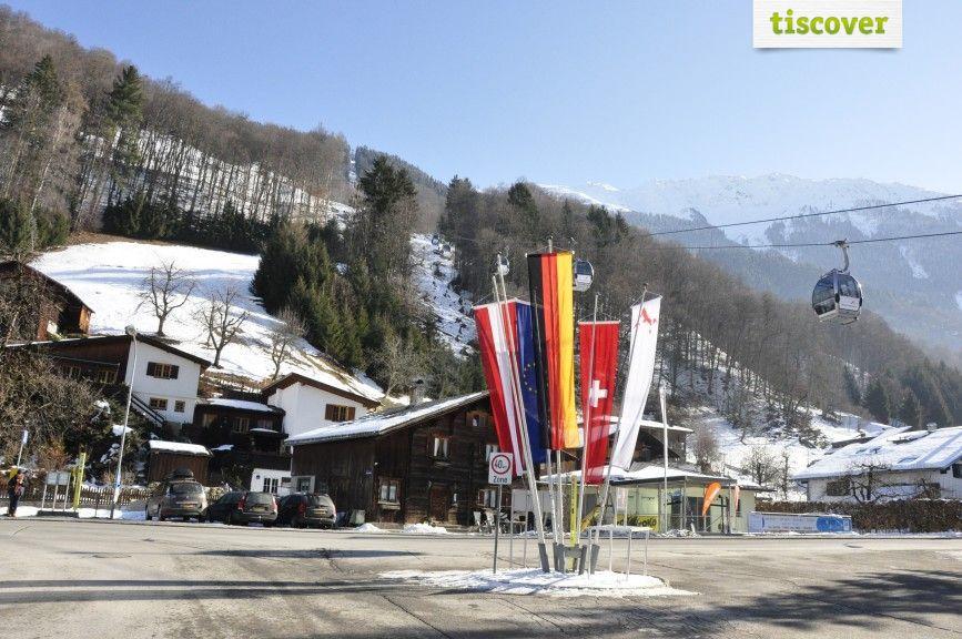 Schruns/Tschagguns In winter - Schruns/Tschagguns Vorarlberg