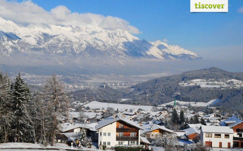 Mutters im Winter - Mutters Tirol